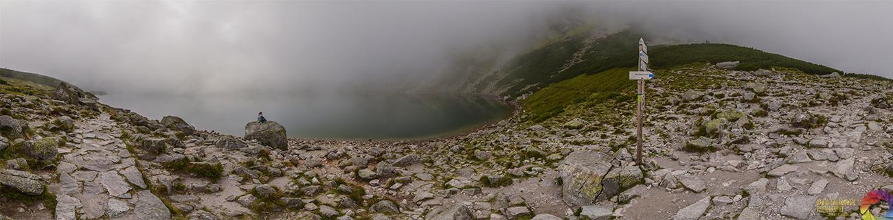 Tatry, góry, mountains, Czarny Staw Gąsienicowy, Dawid Twardowski, hezotart