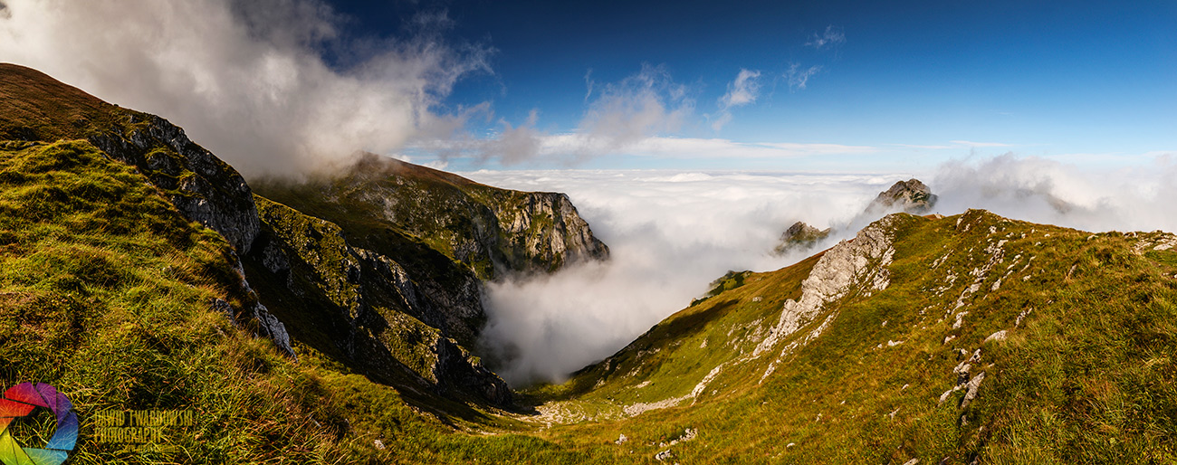 Tatry, Giewont, Kopa Kondracka, Tatry Zachodnie, morze chmur, Dawid Twardowski, hezotart