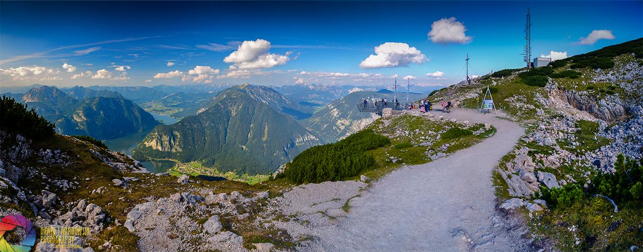 Five Fingers, Hallstatt, Dachstein Mountains, Hallstatt Lake, Dawid Twardowski, hezotart